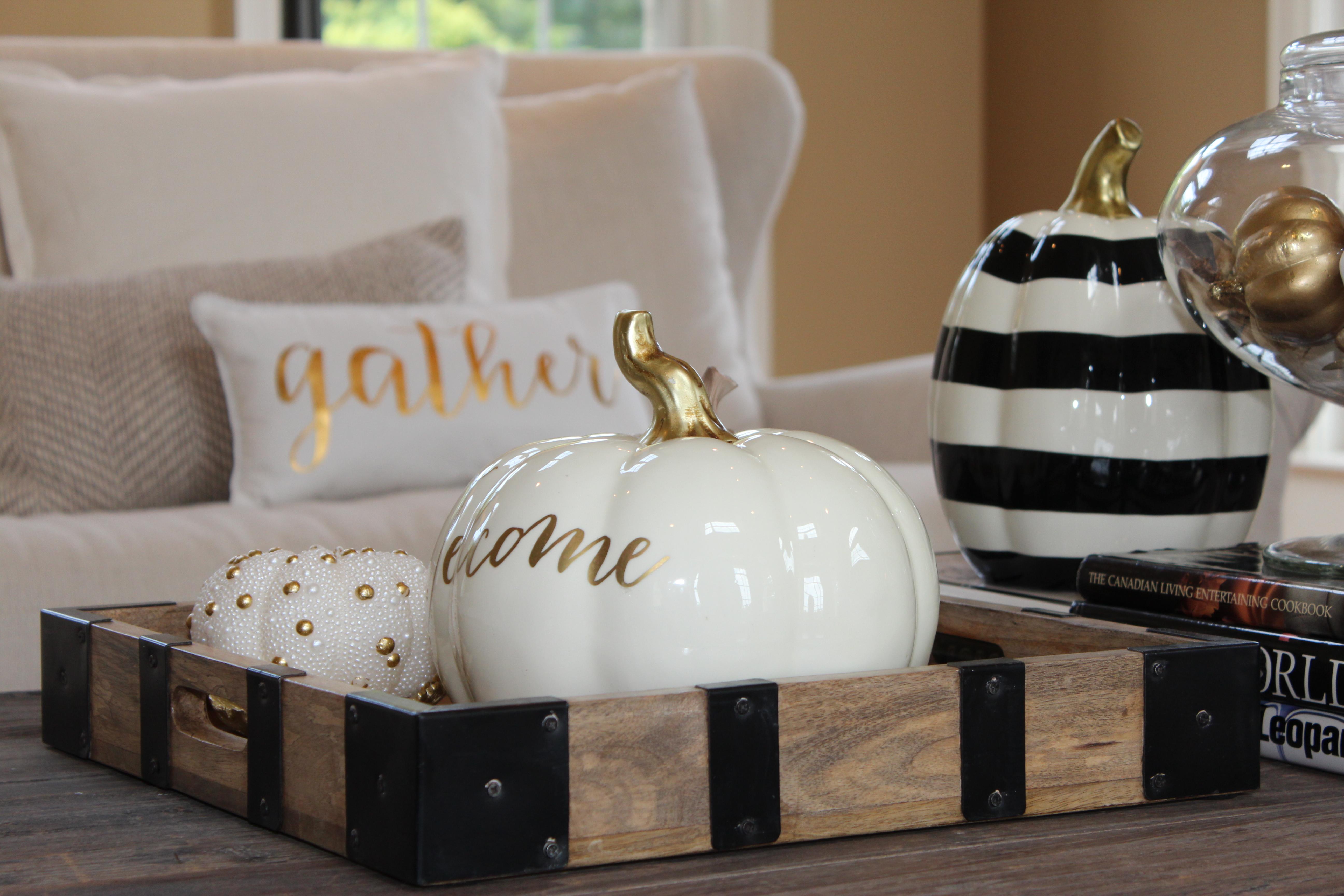 Fall Decor Coffee Table Ideas Amp Fall Fireplace Mantel Ideas