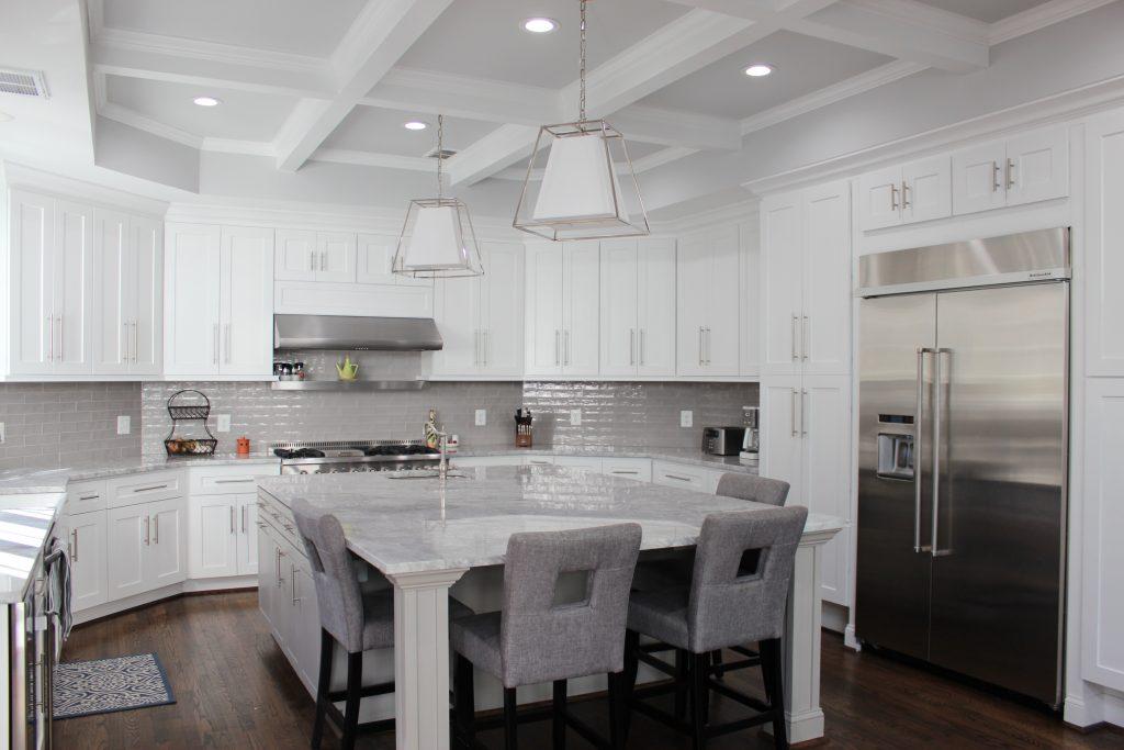 Stunning Modern Farmhouse Kitchen Remodel